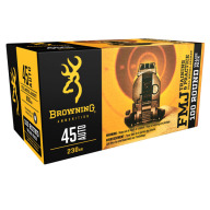 BROWNING AMMO 45 ACP 230gr FMJ VALUE PACK 100/bx 5/cs