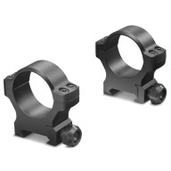 LEUPOLD BC CROSS-SLOT RINGS 35mm HIGH MATTE