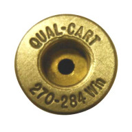 Quality Cartridge Brass 270-284 Winchester Unprimed Bag of 20