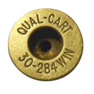 Quality Cartridge Brass 30-284 Winchester Unprimed Bag of 20