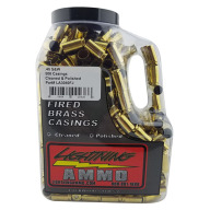 LIGHTNING FIRED BRASS 40 S&W CLEAN/POLISHD 500/JUG