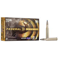 FEDERAL AMMO 270 WINCHESTER 140gr EDGE TLR (VS) 20/bx 10/cs