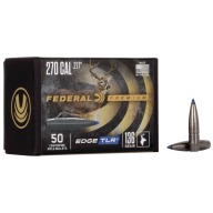 FEDERAL 270(.277) 136gr EDGE TLR BULLET 50/bx 4/cs