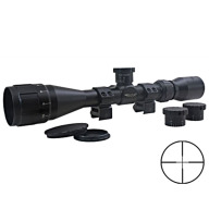 BSA 4-12x40mm AO SWEET 243 SCOPE w/RINGS