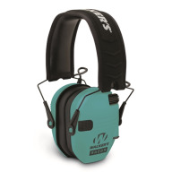 WALKERS RAZOR SLIM ELEC MUFF LIGHT TEAL 23dB
