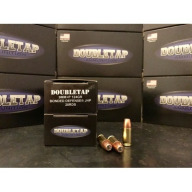 DOUBLETAP AMMO 9MM+P 124gr BOND DEFENSE JHP 20/BX