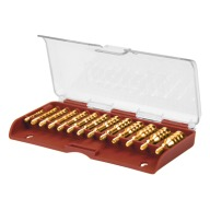 TIPTON SOLID BRASS JAG SET 13 PIECE