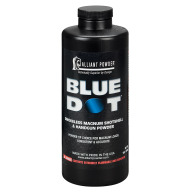 ALLIANT BLUE DOT (1.4C) 4LB POWDER 6/cs