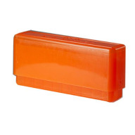 BERRY 243/308 SLIP-TOP BOX 20-RND H.ORANGE 50/cs