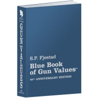 BLUE BOOK OF GUN VALUES 40th EDITION 2019