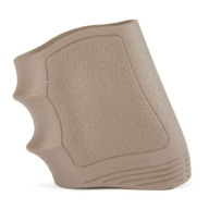 Pachmayr Gripper™ Universal Pistol Slip-On Grip Flat Dark Earth