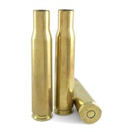 "LAKE CITY BRASS 50 BMG PRIMED ""PULL DOWN"" per 25"