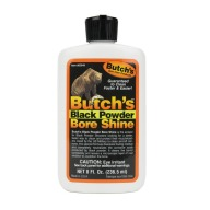 BUTCH'S BLACK POWDER BORE SHINE 8oz 12/CS