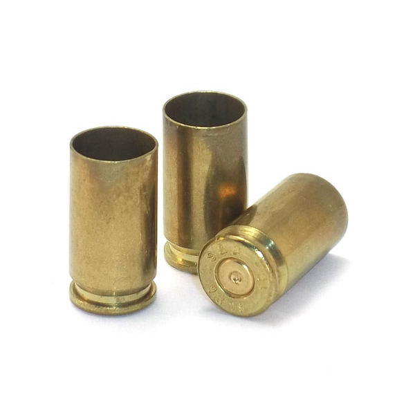 USED BRASS 9MM LUGER SEMI-PROCESSED PER 1000