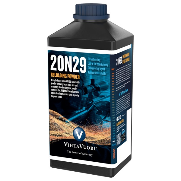 Vihtavuori 20N29 Smokeless Powder 1 Pound